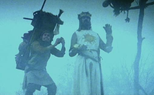 "Monty Python, Data & the ""Holy Grail"" of Marketing"
